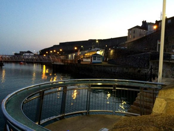 Mayflower Steps Viewing Point
