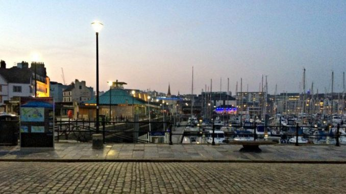 Barbican Area of Plymouth