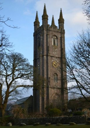 Widecombe-in-the-Moor Church
