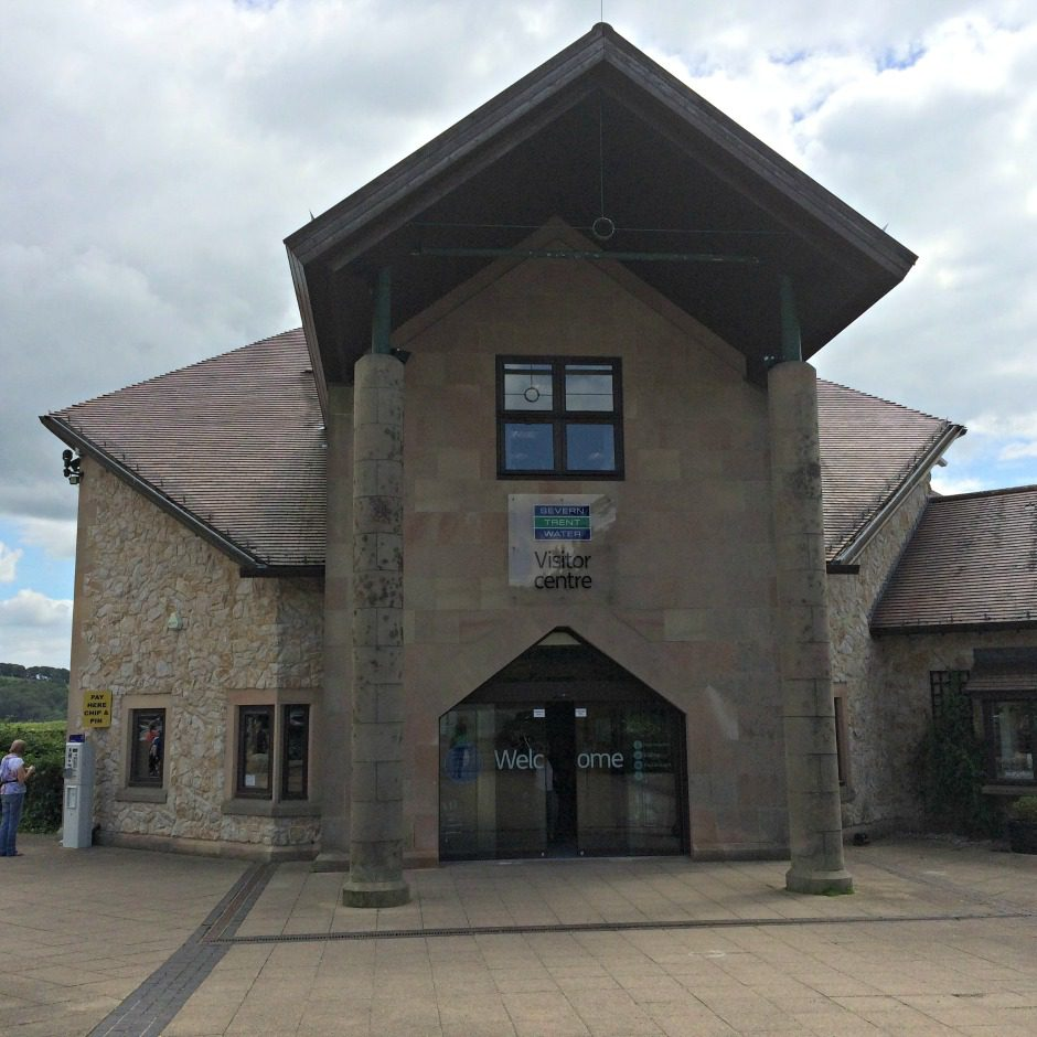 Visitor Centre in Carsington Water