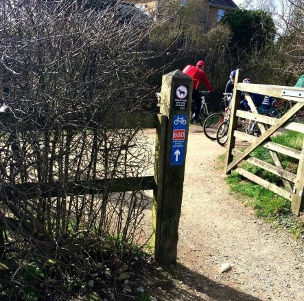 Disabled Access on Monsal Trail