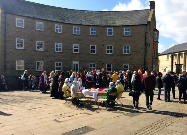 Good Friday in Bakewell