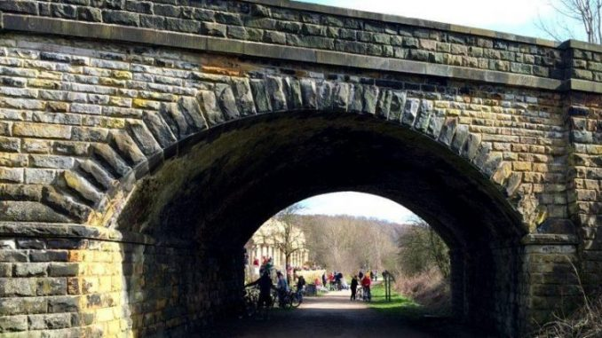 A wheelchair friendly walk in the Peak District