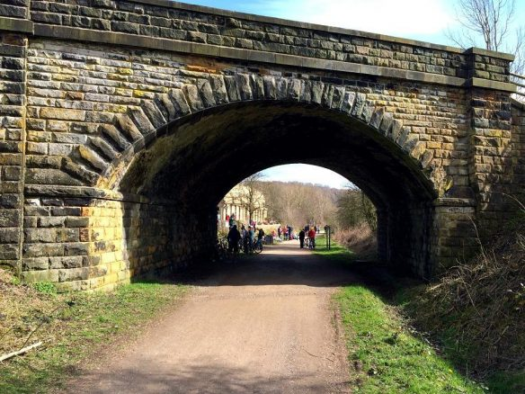 Monsal Trail Cycle Route