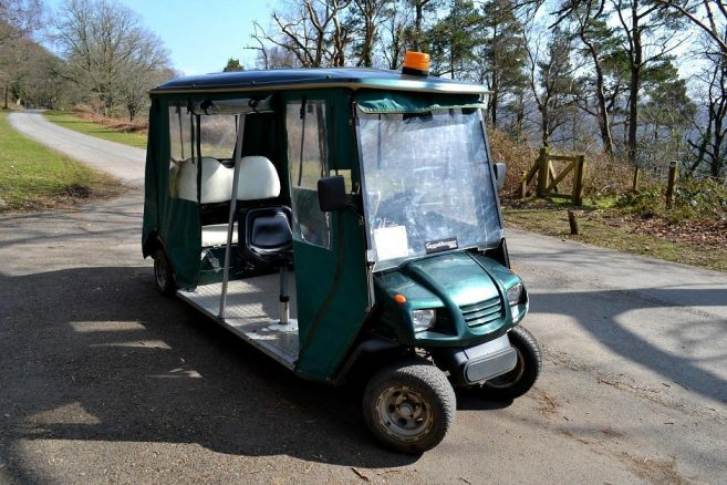 National Trust Buggy