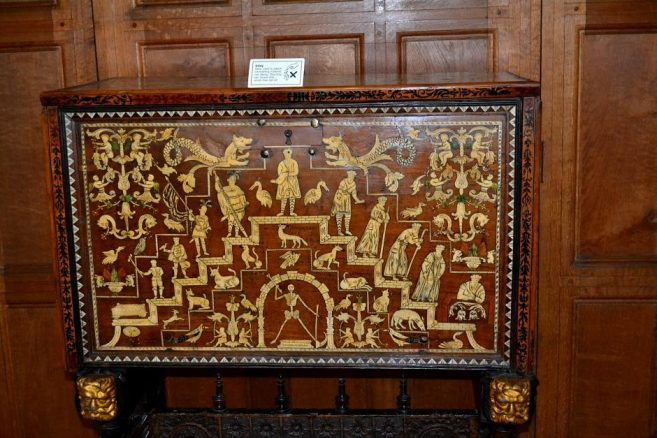 Ornamental Chest