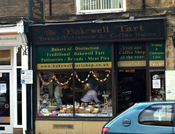 The Bakewell Tart Shop