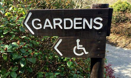 The Garden House and Accessible Walk in Yelverton, Devon