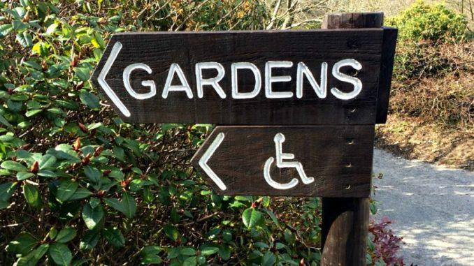 Accessible Gardens in Devon