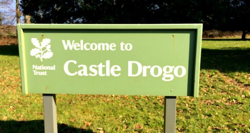 Welcome to Castle Drogo