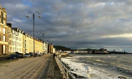 Bimbling Along the Coast in West Wales – Aberystwyth to St Davids