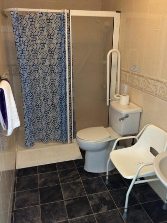 Accessible Bathroom