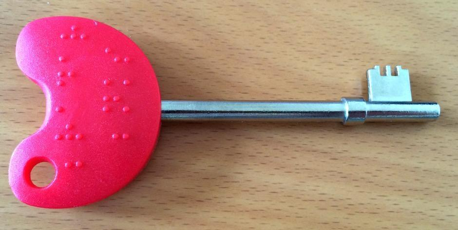 Where to Buy a Disabled Toilet Key
