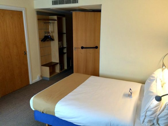 Disabled Access Hotel Room