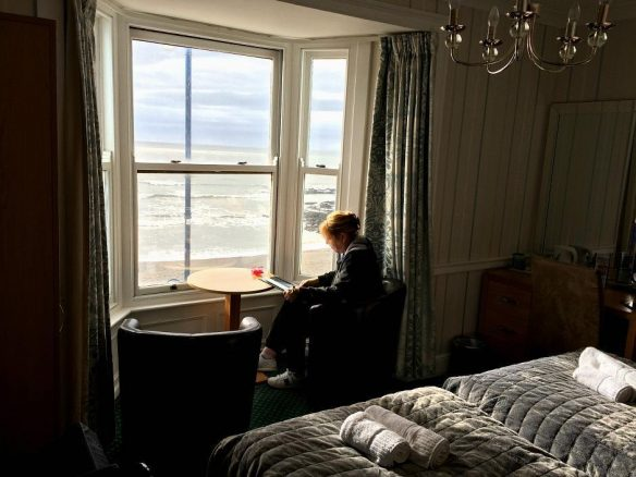 Seaview Hotel Room