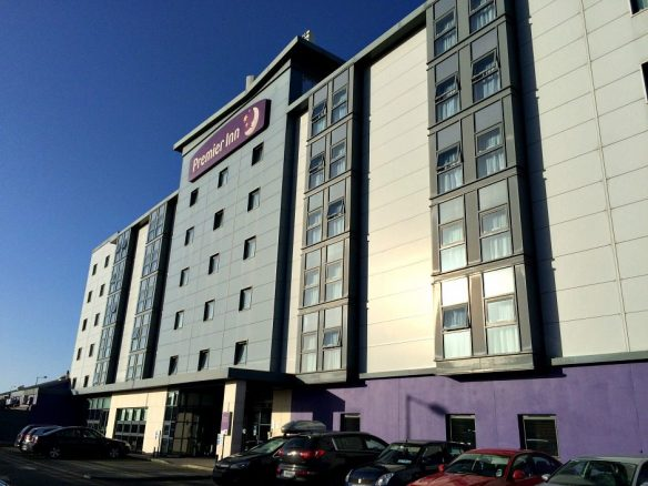 Premier Inn Disabled Facilities