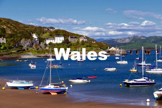 Wheelchair accessible places to visit in Wales