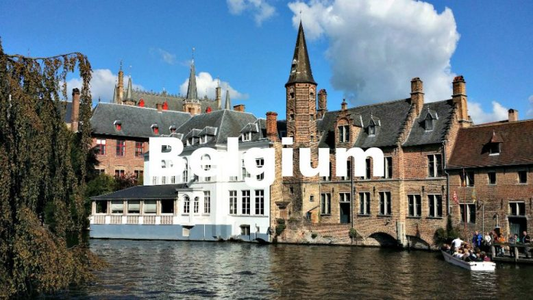 Wheelchair accessible places to visit in Belgium