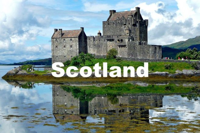 Wheelchair accessible places to visit in Scotland