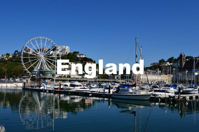 Wheelchair accessible places to visit in England
