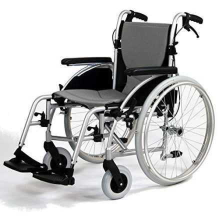 Orbit Lightweight Wheelchair