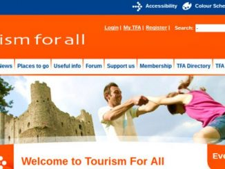 Accessible Tourism in the UK