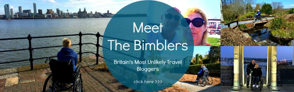 The Bimblers - Wheelchair Travel, Disabled Holiday and Disability Bloggers
