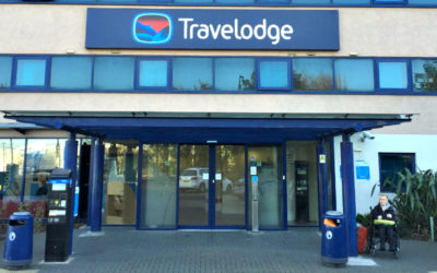Review: Travelodge near London City Airport