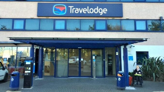 Travelodge near Excel Centre
