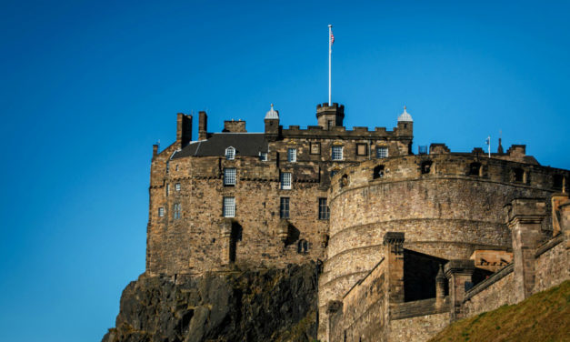 Edinburgh Will Wait… Sadly Our Health Won't