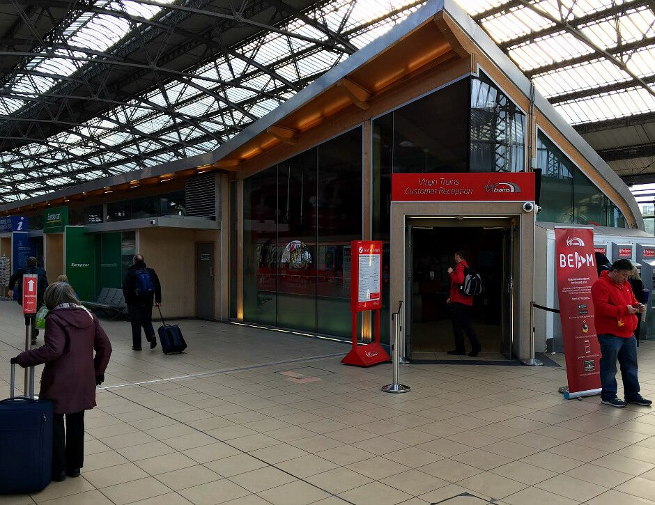 Customer Services - Virgin Trains