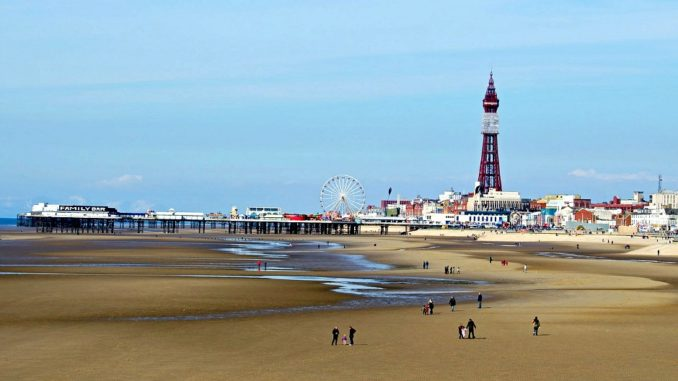 Wheelchair Day Out in Blackpool