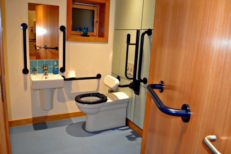 Accessible Ground Floor Toilet