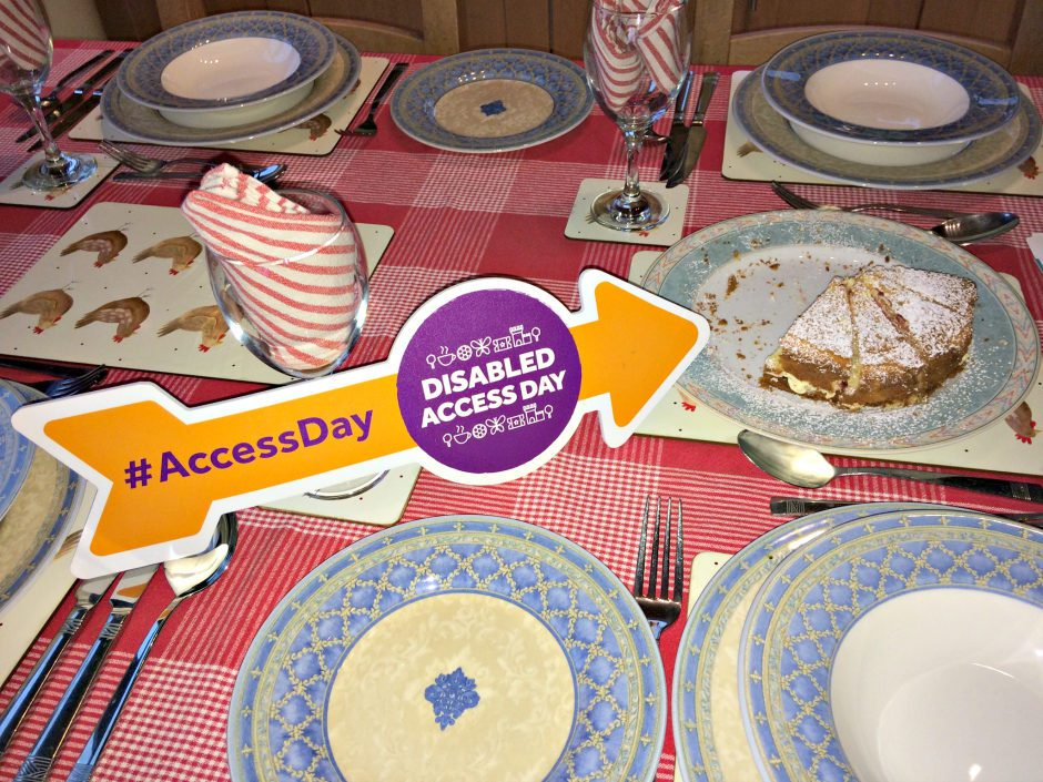 Disabled Access Day Lunch
