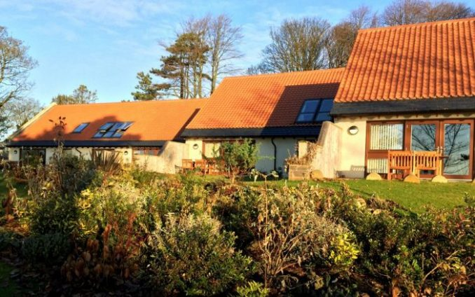 Review: Homelands Trust Holiday Lodges in Fife