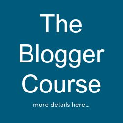 Travel Blogging Course