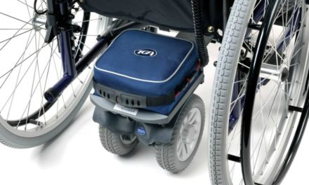 Need Help Pushing a Wheelchair, Consider a TGA Wheelchair Power Pack