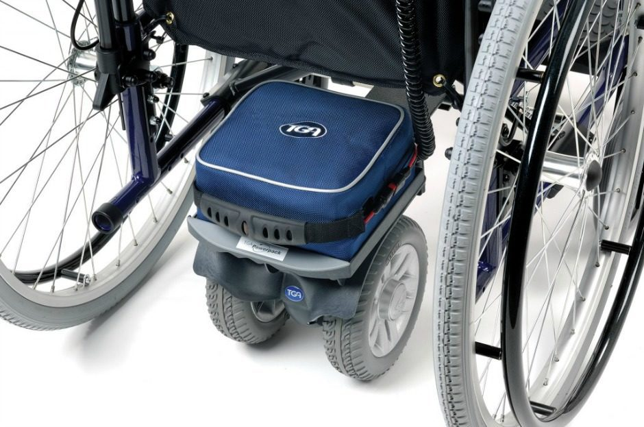 TGA Wheelchair Power Pack Duo HD