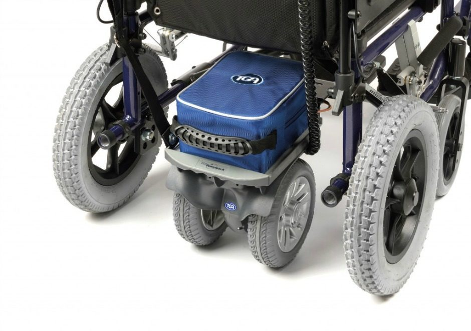 TGA Wheelchair Power Pack Plus