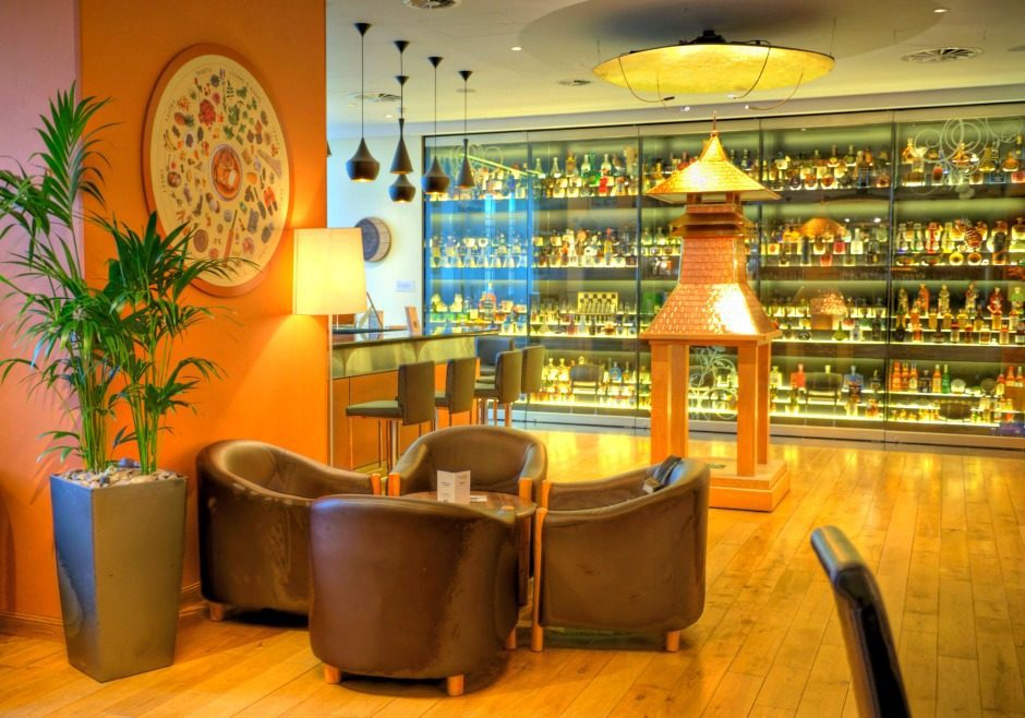 Relax and Choose from Over 3500 Whiskies