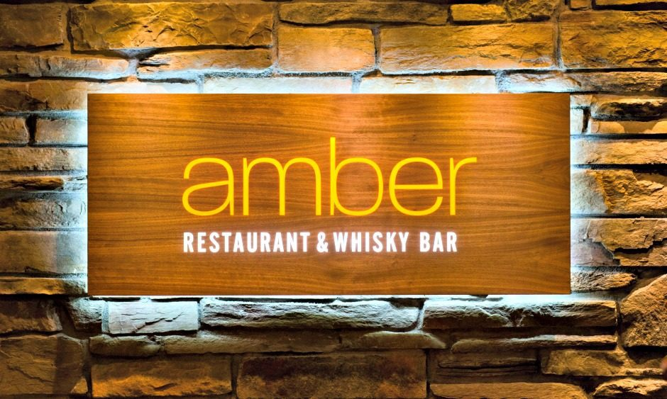 Whisky Bar and Amber Restaurant