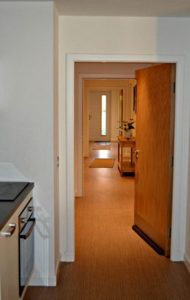 Access to all bedrooms in The Rings Cottages
