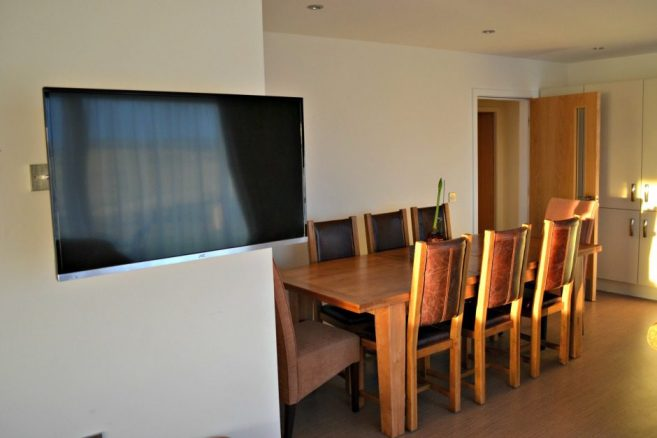 Quality Dining Room Furniture in Holiday Cottage