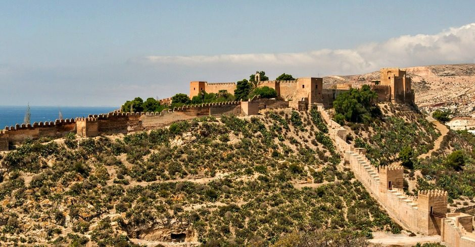 Fort in Almeria, Spain