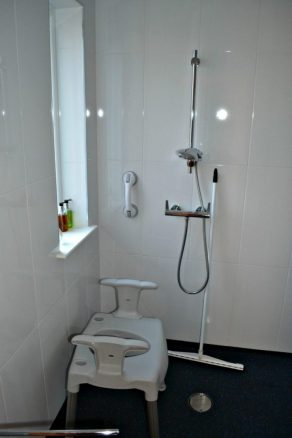 Accessible Bathroom at The Rings Fife