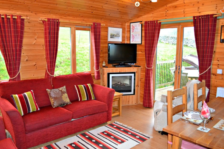 Hoe Grange Luxury Log Cabins