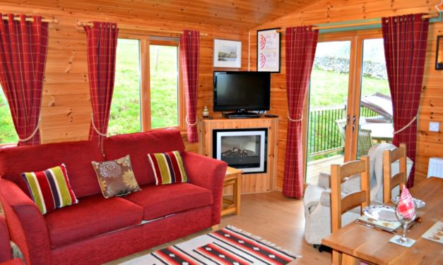 Review: Hoe Grange Holidays – Accessible Log Cabins