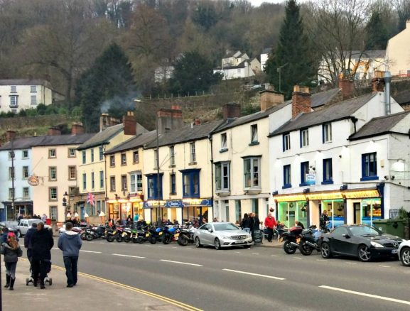 Fish and Chips in Matlock Bath