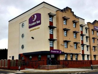 New Premier inn Hotel in Cleethorpes