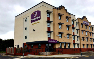 The New Premier Inn Hotel in Cleethorpes – Review